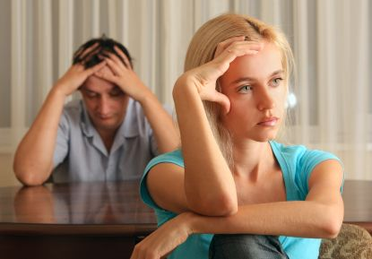 Marriage In Crisis - infidelity & Affairs